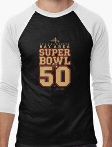 Super Bowl 50  Men's Baseball ¾ T-Shirt