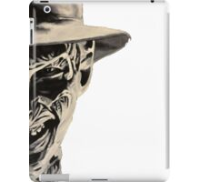 Freddy with paint iPad Case/Skin