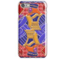 Art Gloss King of Diamonds iPhone Case/Skin