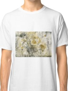 Black Pigment And Coffee Classic T-Shirt
