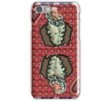 Art Gloss King of Hearts iPhone Case/Skin