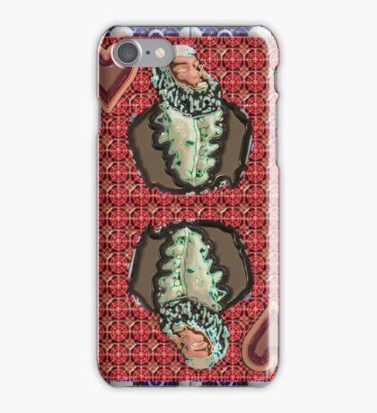 Art Gloss King of Hearts iPhone Case/Skin