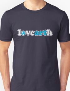 lovearth *blue T-Shirt