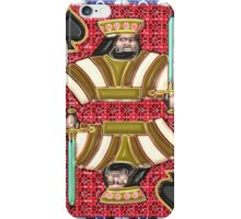 Art Gloss King of Spades iPhone Case/Skin