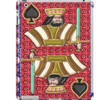 Art Gloss King of Spades iPad Case/Skin