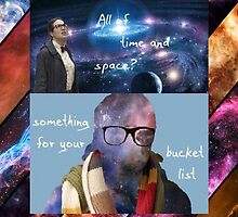 Doctor Who - Osgood: All of Time and Space by ButterfliesT