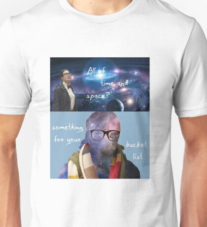 Doctor Who - Osgood: All of Time and Space Unisex T-Shirt
