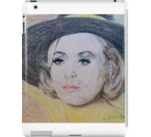 Cinnamon In Yellow iPad Case/Skin