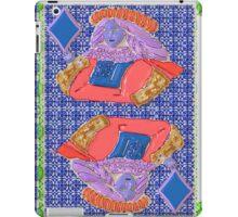 Art Gloss Queen of Diamonds iPad Case/Skin