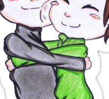 """Nivanfield - """"Only mine ♥"""" Sticker"""