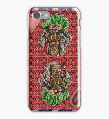 Art Gloss Queen of Hearts iPhone Case/Skin
