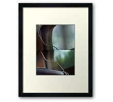Charging While Moving Framed Print