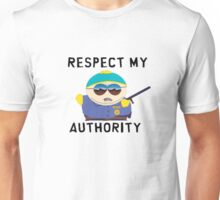 Respect Cartman Unisex T-Shirt