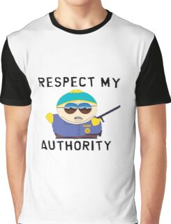 Respect Cartman Graphic T-Shirt