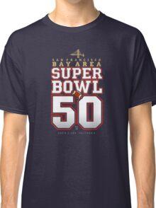 Super Bowl 50 IV Classic T-Shirt