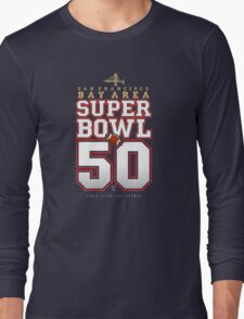 Super Bowl 50 IV Long Sleeve T-Shirt