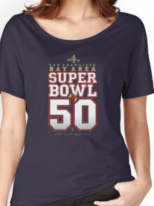 Super Bowl 50 IV Women's Relaxed Fit T-Shirt