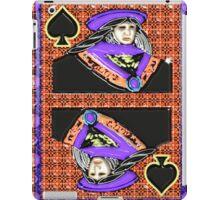 Art Gloss Queen of Spades iPad Case/Skin