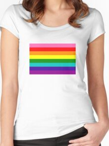 Gay Rights Women's Fitted Scoop T-Shirt
