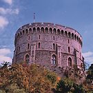 The Round Tower at Windsor Castle by himmstudios