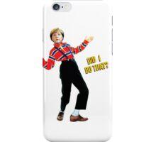 Merkel / Urkel (English) iPhone Case/Skin