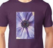 Violet Anemone Unisex T-Shirt
