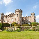 Cholmondeley Castle, Cheshire by John Keates