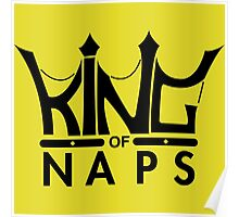 King of Naps Poster