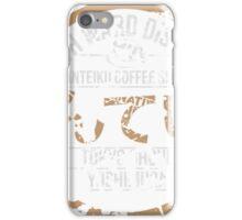 Anteiku Coffee Tokyo Ghoul Logo iPhone Case/Skin