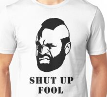 Mr. T. Unisex T-Shirt