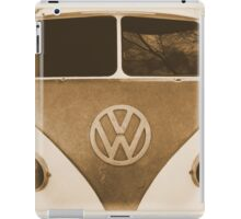 Volkswagen Bus iPad Case/Skin