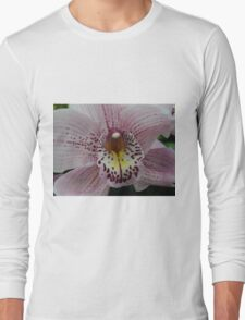 Orchid from New Zealand Long Sleeve T-Shirt