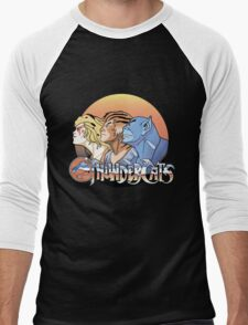 thundercats design t-shirt Men's Baseball ¾ T-Shirt