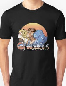 thundercats design t-shirt Unisex T-Shirt