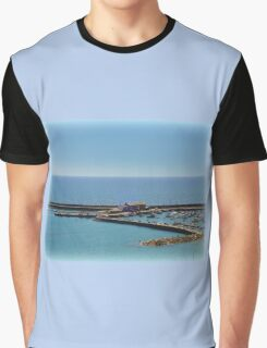 Harbour View Graphic T-Shirt