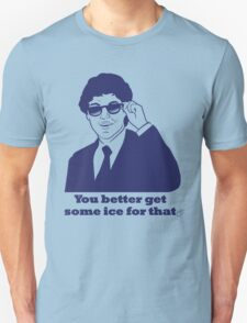 Clinton Cool as Ice Unisex T-Shirt