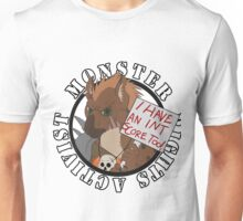 Monster Rights Activist Gnoll Unisex T-Shirt