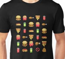 Bad Consumption - Fast Food Unisex T-Shirt