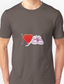 I love sneakers/trainers T-Shirt