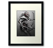Cysect Framed Print