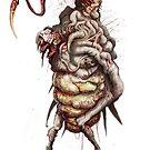 Piggy-back Slasher by Austen Mengler