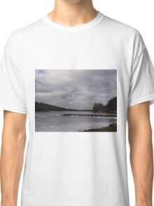 Typical winter day Classic T-Shirt
