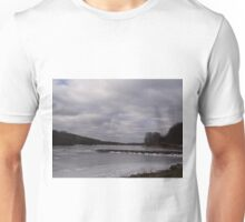 Typical winter day Unisex T-Shirt