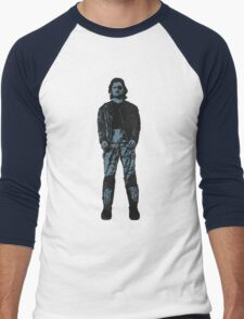 The name's Plissken! Men's Baseball ¾ T-Shirt