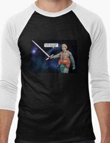 Matt the Radar Technician Men's Baseball ¾ T-Shirt