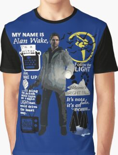 Alan Wake Graphic T-Shirt