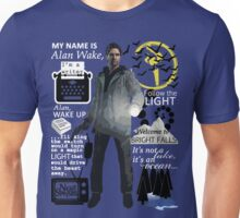 Alan Wake Unisex T-Shirt