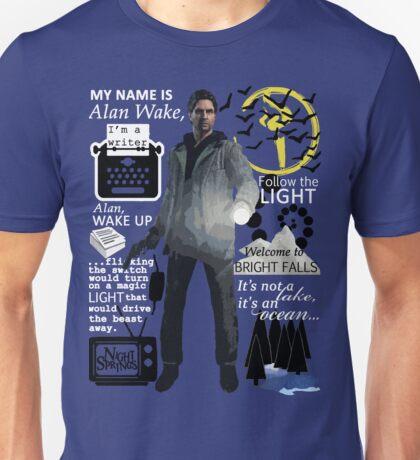 Alan Wake Unisex T-Shirt
