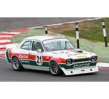 Ford Escort 2000 Photographic Print