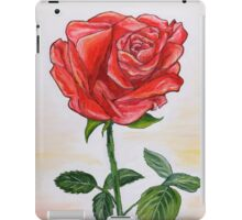 A touch of romance iPad Case/Skin